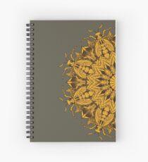 Mandala 1 Spiral Notebook