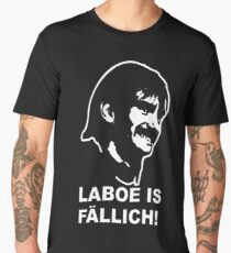 Bernd Knauer - Laboe is fällich! Men's Premium T-Shirt