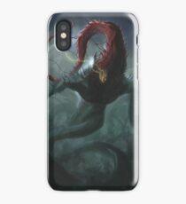 Howler in the Dark iPhone Case