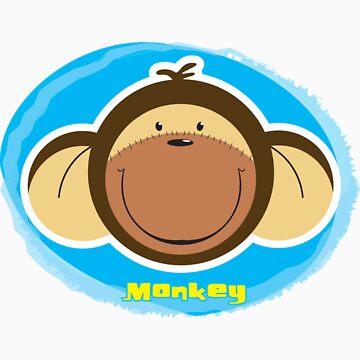 Monkey by Frenchman