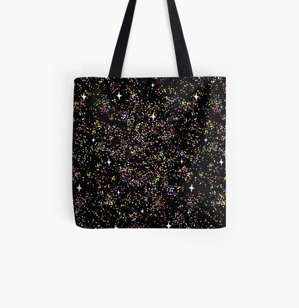 100s & 1000s - Galaxy All Over Print Tote Bag