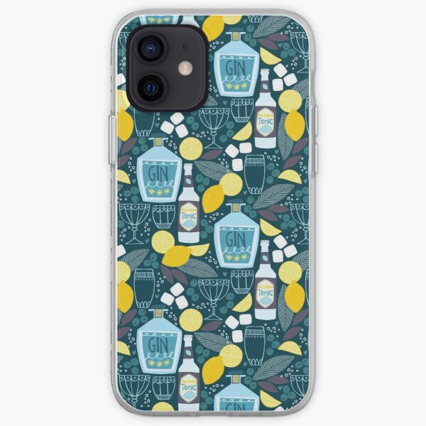 Gin and Tonic iPhone Soft Case