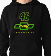 Days of Thunder Cole Trickle 46 Pullover Hoodie