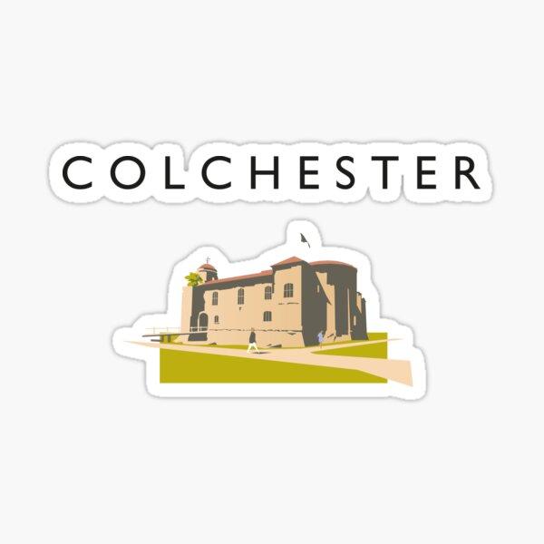 Colchester Sticker