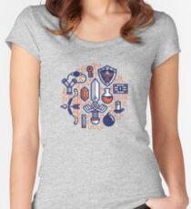 Zelda Essentials Women's Fitted Scoop T-Shirt