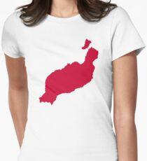 Lanzarote map T-Shirt