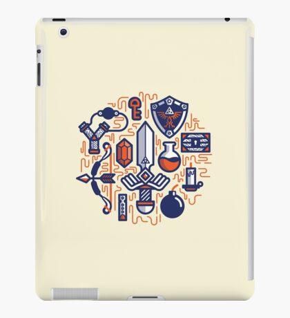 Zelda Essentials iPad Case/Skin