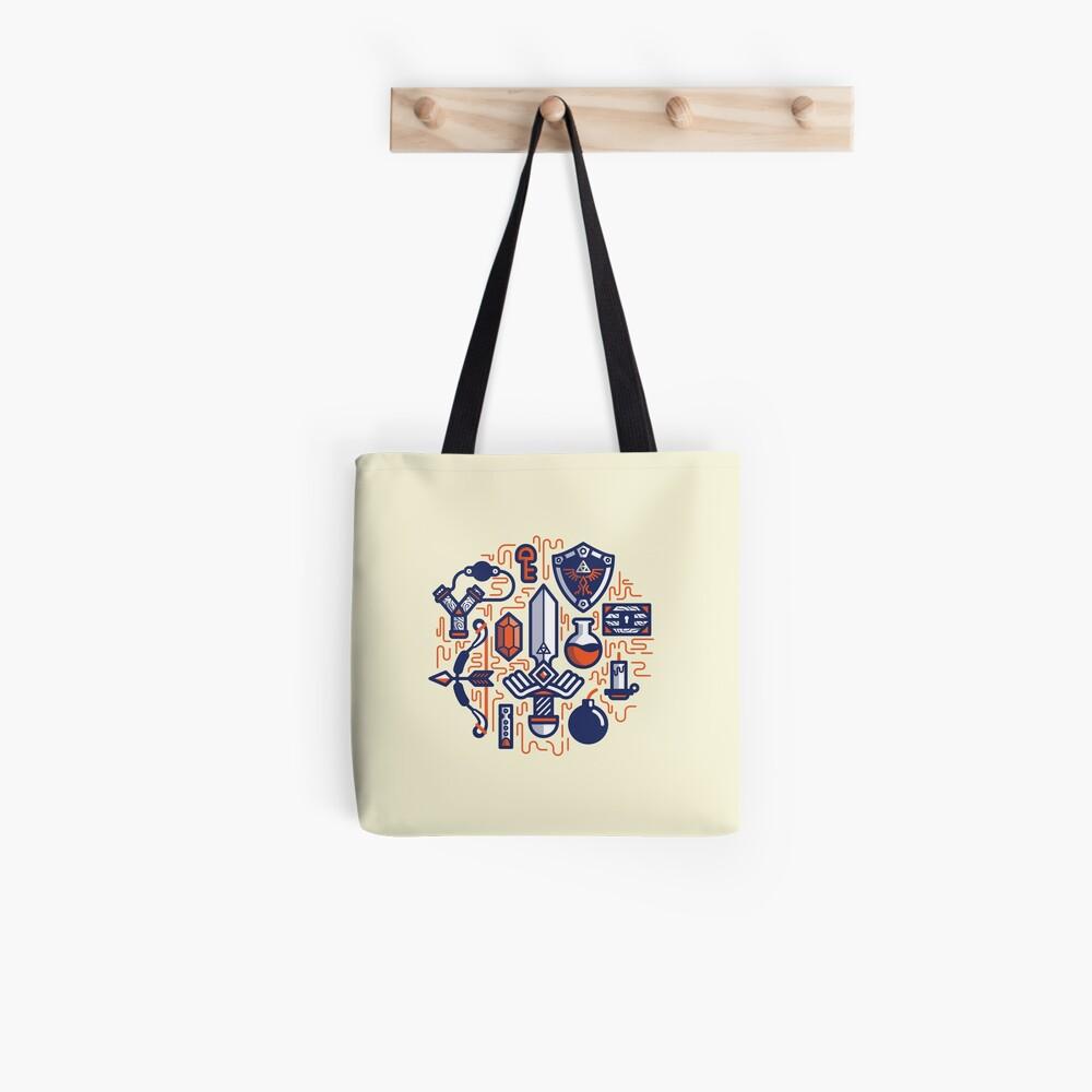 Zelda Essentials Tote Bag
