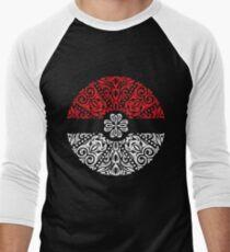 Floral Pokeball T-Shirt