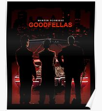 Goodfellas - der Film Gangster Poster