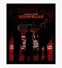 goodfellas - the movie gangster Photographic Print