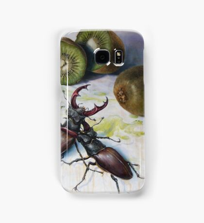 """"""" Kiwis and Stag Beetles ( Struggle for Constancy)"""" Samsung Galaxy Case/Skin"""