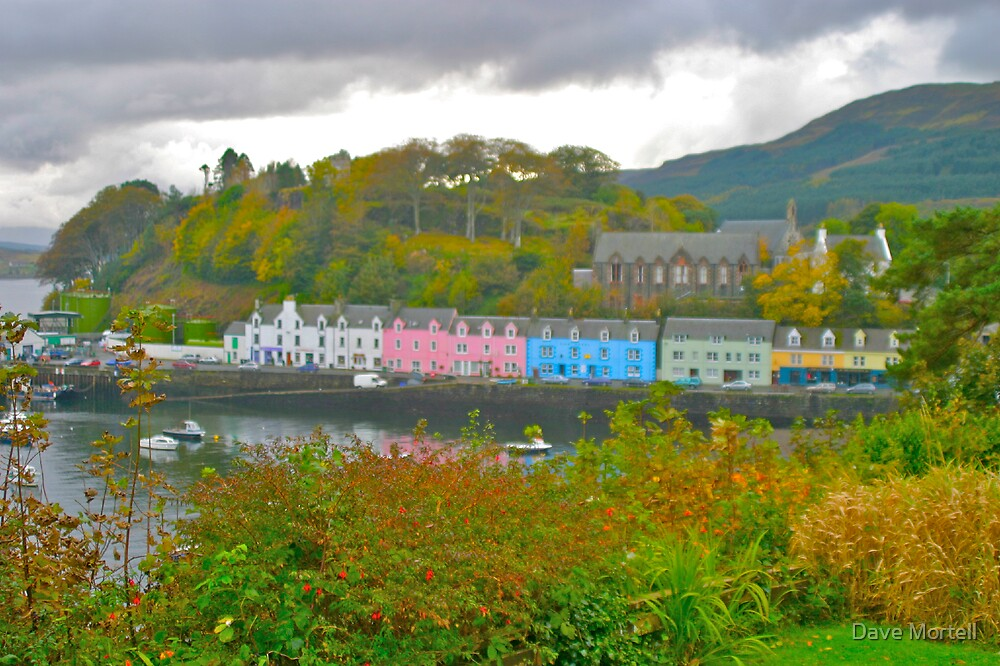 Isle of Mull - Homes by Dave Mortell