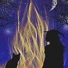 Bonfire by Rowan  Lewgalon