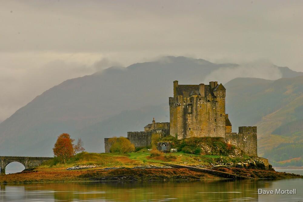 Eilean Donan Castle - Scotland by Dave Mortell