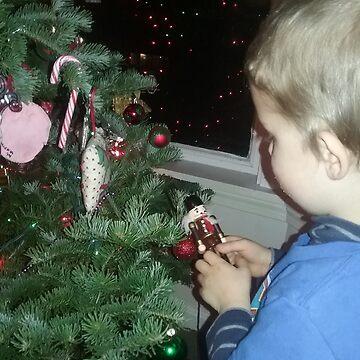 Christmas Child by KaySlominator