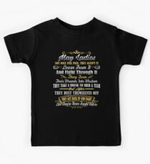 May Birthday Gifts May Lady Fights Through The Pain Kids Clothes