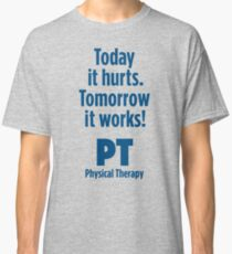 Physical Therapy Gifts For PT Month Classic T-Shirt