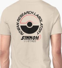 Rowan Research Labolatory - Sinnoh T-Shirt