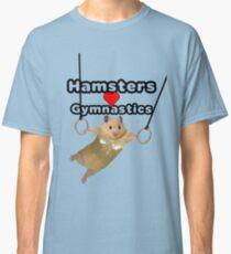 Hamsters Love Gymnastics Classic T-Shirt