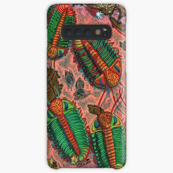 Phacops Trilobite Samsung Galaxy Snap Case