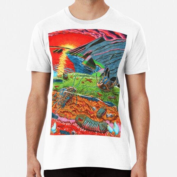 Trilobites at Dusk Premium T-Shirt