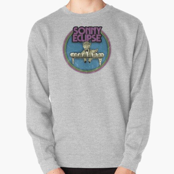 Sonny Eclipse Vintage Pullover Sweatshirt
