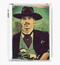 Cowboy Man Dude iPad Case/Skin