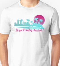 Hotline Miami - Hurting Others Unisex T-Shirt