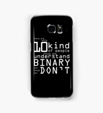 10 Kind of People... Samsung Galaxy Case/Skin