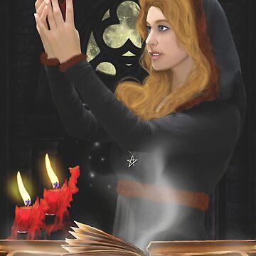 Kerzenmagie by MaureenMarlowe