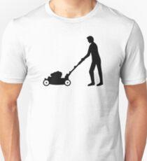 Lawn mower Unisex T-Shirt