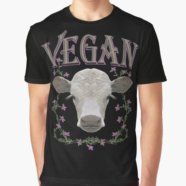 VEGAN Grafik T-Shirt