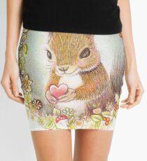 Fall in love Mini Skirt