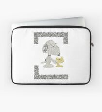 Snoopy & Woodstock Laptop Sleeve