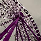 Crazy wheel by shortarcasart