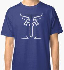 Zelda Breath of the Wild Link shirt pattern Classic T-Shirt