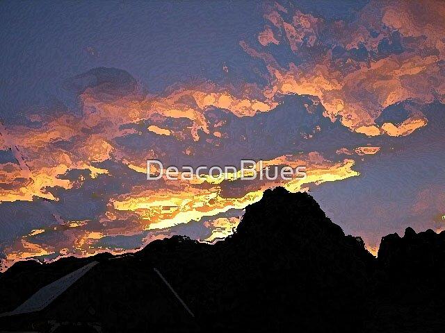 clouds by DeaconBlues