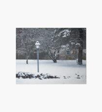 Snowstorm Art Board