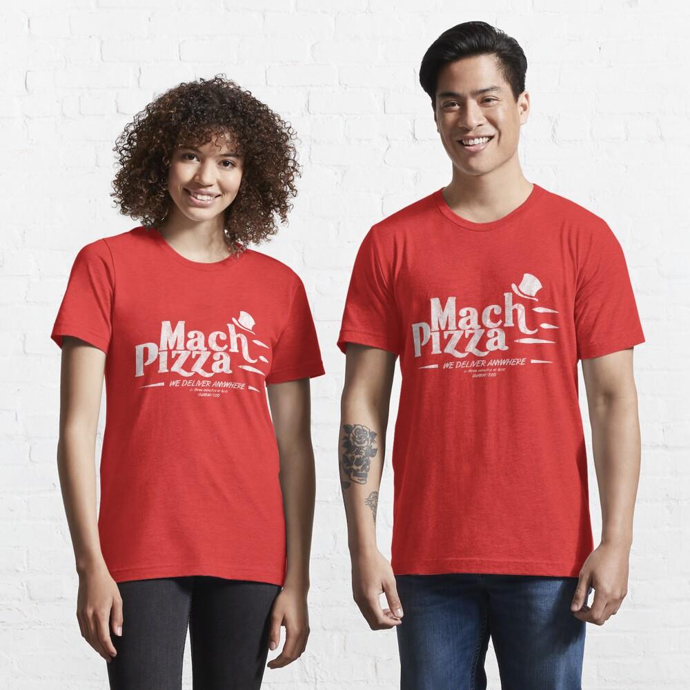 Mach Pizza (Earthbound) Essential T-Shirt