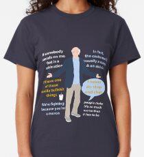 Larry David quotes Classic T-Shirt