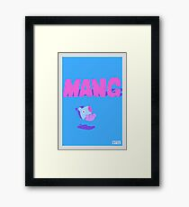 BT21 Mang Framed Print