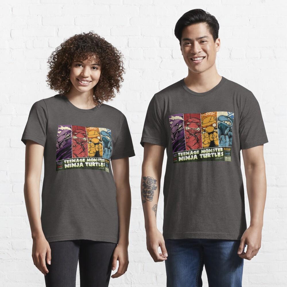 Teenage Monster Ninja Turtles Essential T-Shirt