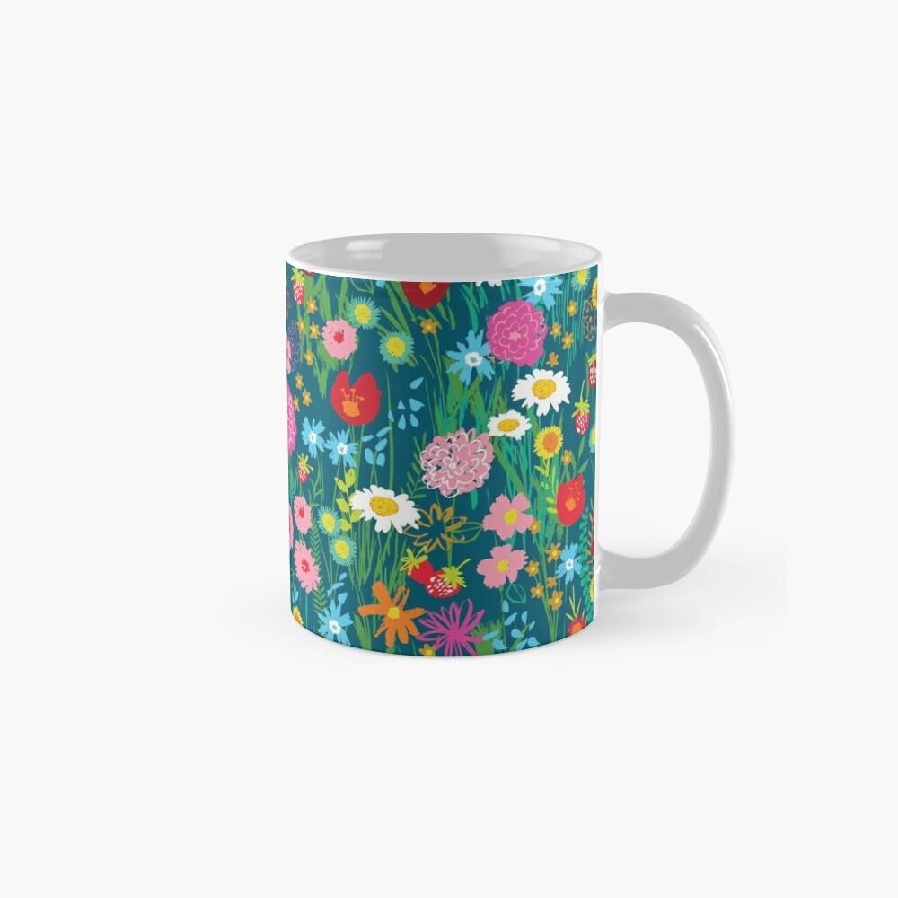 Wildblumen Tasse (Standard)