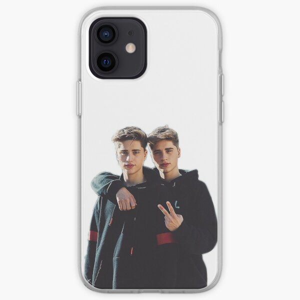 Martinez Twins Merchandise iPhone Soft Case