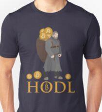 HODL - Bitcoins! Unisex T-Shirt
