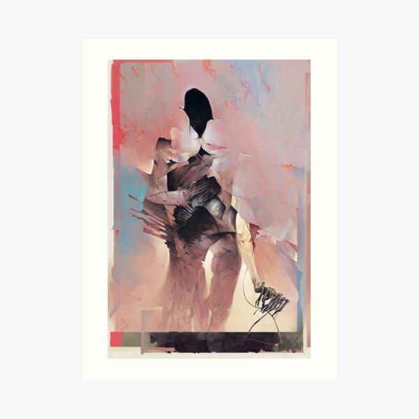 Silence Breaker Art Print