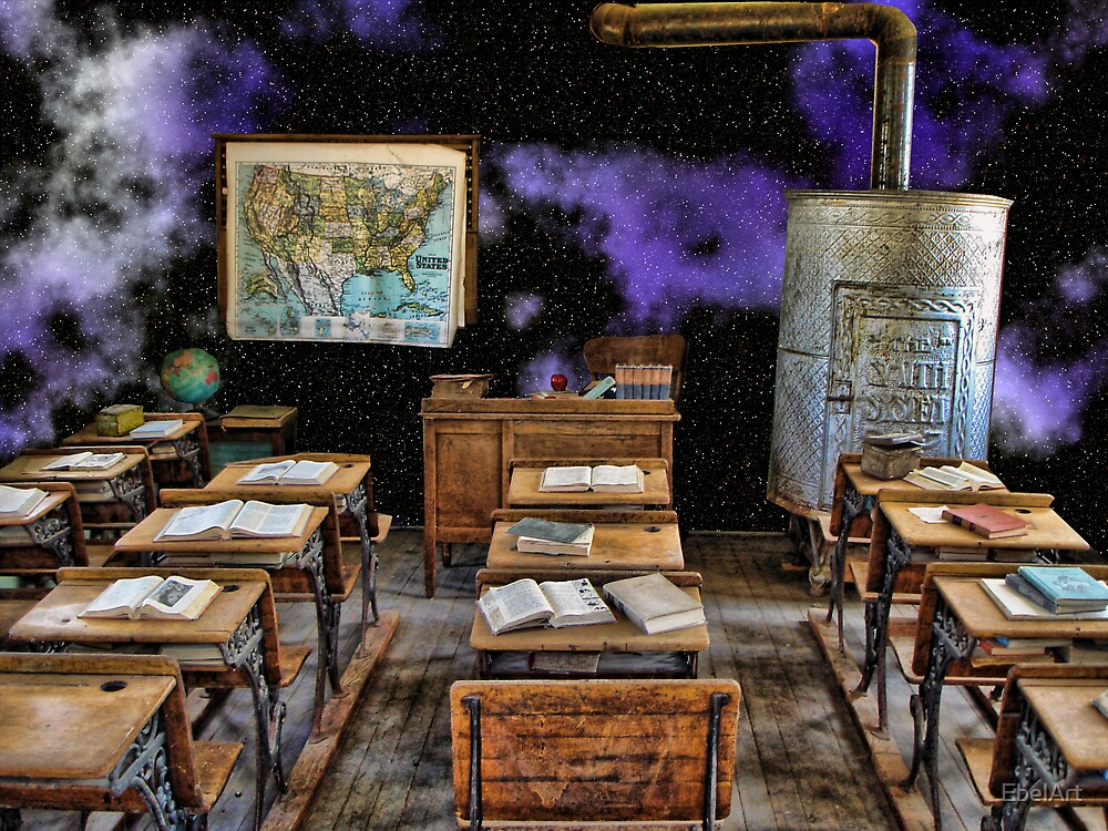 The Cosmic Class by EbelArt