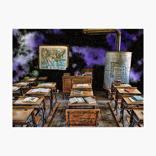 The Cosmic Class Photographic Print