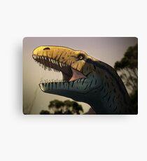 Megalosaurus Canvas Print